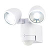 Revive Outdoor White Security Sensor Wall Light profile small image view 1