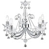 Revive Crystal Pendant Ceiling Light - 5 Light profile small image view 1