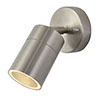 Revive External Stainless Steel Up & Down Wall Light profile small image view 1