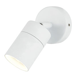 Revive External White Up & Down Wall Light