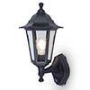Revive Outdoor Coast PIR Black Up Lantern profile small image view 1