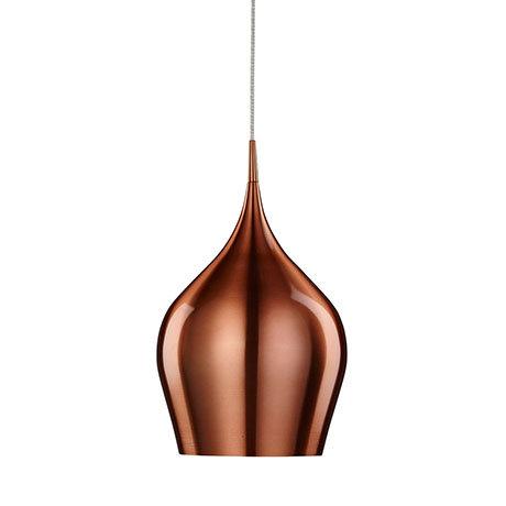 Revive Copper 26cm Bell Pendant Light
