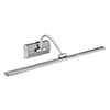 Revive Silver LED Picture Light - 51 Lights profile small image view 1