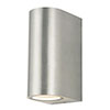 Revive Chrome Outdoor Up & Down Light profile small image view 1