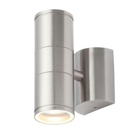 Revive Outdoor Stainless Steel Up & Down Wall Light
