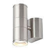 Revive Outdoor Stainless Steel Up & Down Wall Light profile small image view 1