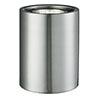 Revive Silver Uplighter Cylinder Lamp profile small image view 1