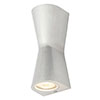 Revive Outdoor Aluminium Double Cone Up & Down Wall Light profile small image view 1
