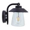 Revive Outdoor Vintage Black Bronze Down Lantern profile small image view 1