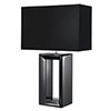 Revive Black Mirror Table Lamp profile small image view 1