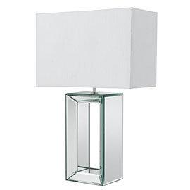 Revive Chrome Mirror Table Lamp