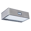 Revive Outdoor Solar PIR Wall Light (W180 x L95 x H48mm) profile small image view 1