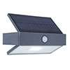 Revive Outdoor Solar PIR Wall Light (W176 x L74 x H109mm) profile small image view 1