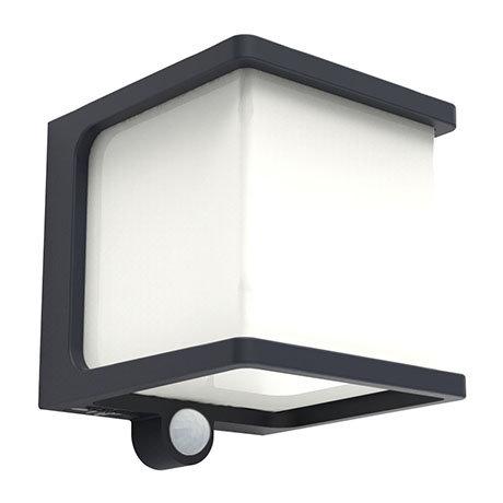 Revive Outdoor Solar PIR Wall Light (W110 x L129 x H110mm)