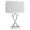 Revive Chrome Table Lamp or Bedside Lamp profile small image view 1