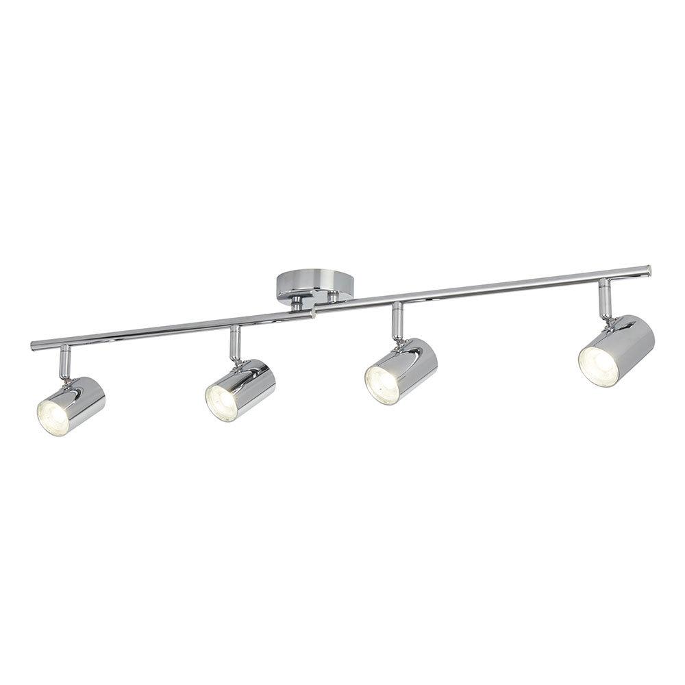 Revive Chrome Spotlight Bar - 4 Light Split
