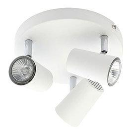 Revive White 3 Light Spotlight