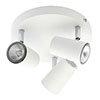 Revive White 3 Light Spotlight profile small image view 1