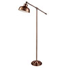 Revive Industrial Copper Floor Lamp profile small image view 1