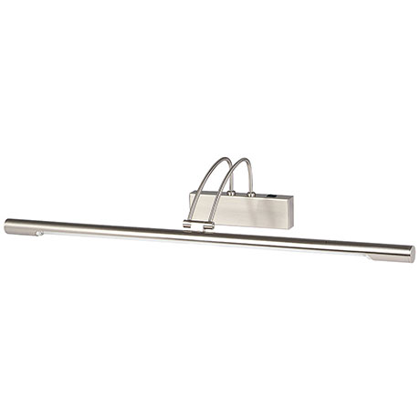 Revive LED Satin Silver Picture Light