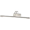 Revive Silver LED Picture Light profile small image view 1