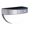 Revive Outdoor Solar PIR Wall Light (W218 x L125 x H126mm) profile small image view 1