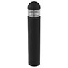 Revive Outdoor Black Bollard Light profile small image view 1