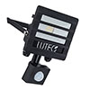 Revive Outdoor 10W PIR LED Slim Security Light profile small image view 1