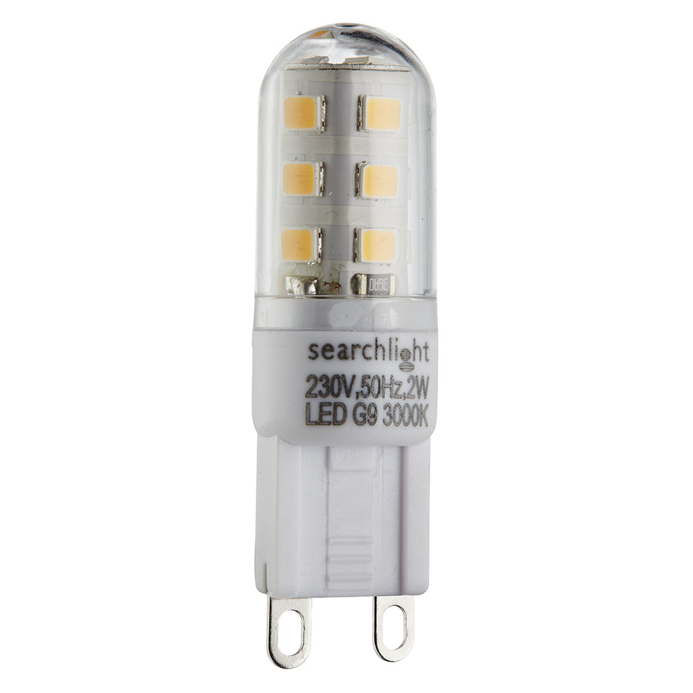 Revive G9 LED Cool White Bulb