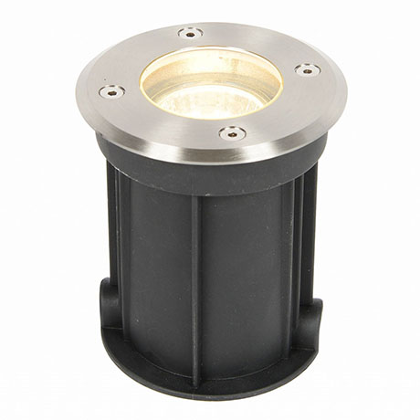 Revive Outdoor IP65 Drive Over Ground Light Stainless Steel