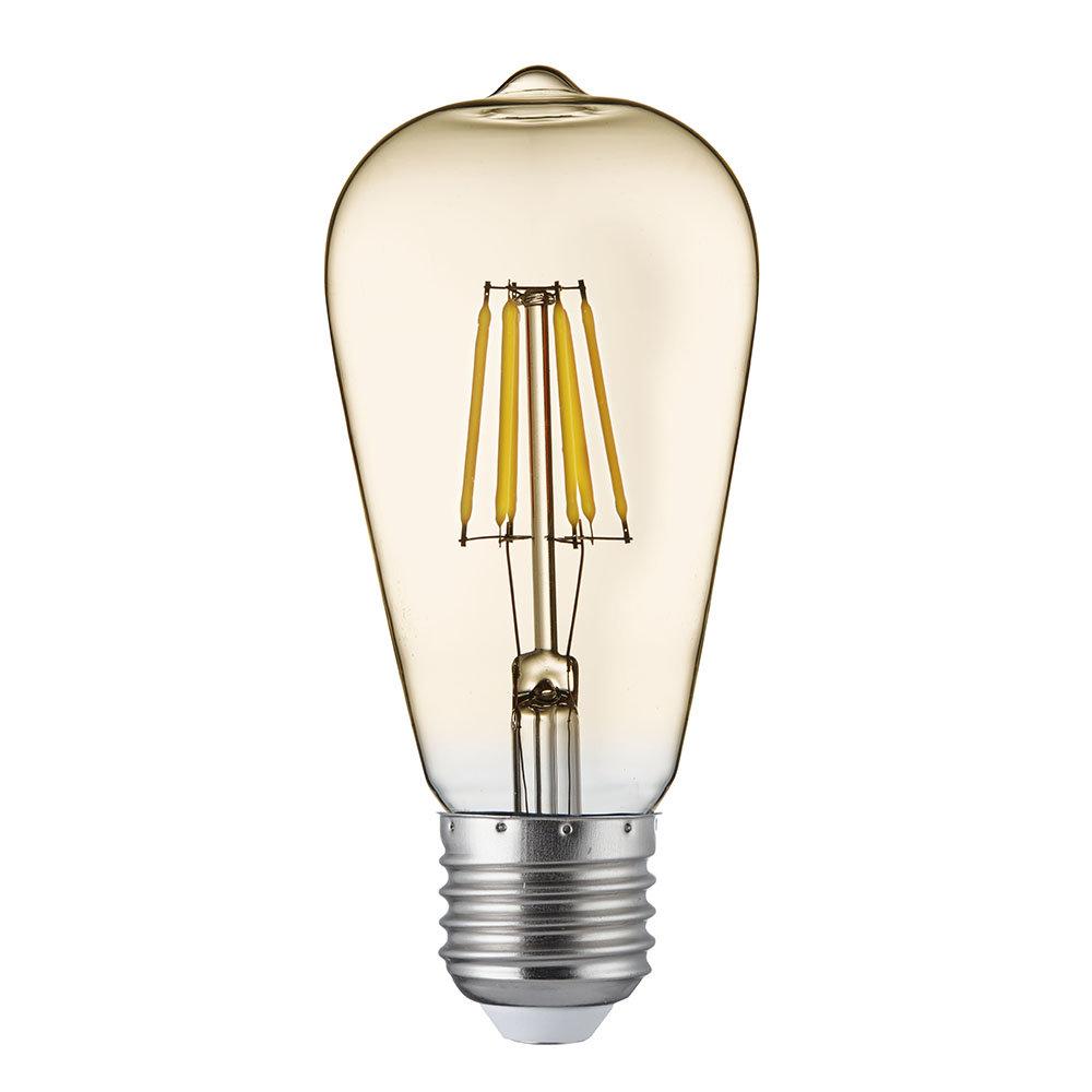 Revive E27 Filament Squirrel Lamp Bulb (Pack of 5)