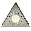Revive Triangle LED Under Cabinet Light Satin Nickel profile small image view 1