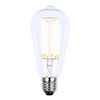 Revive E27 Vintage Clear Light Bulb profile small image view 1