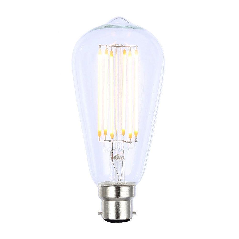 Revive B22 LED Filament Bayonet Bulb - Clear Glass