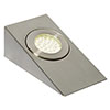 Revive Wedge LED Under Cabinet Light Satin Nickel profile small image view 1