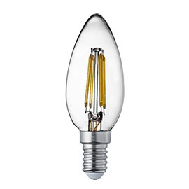 Revive E14 LED Filament Candle Bulb (Pack of 10)