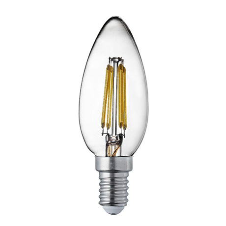 Revive E14 LED Filament Candle Lamps (Pack of 10)