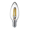 Revive E14 LED Filament Candle Bulb (Pack of 10) profile small image view 1
