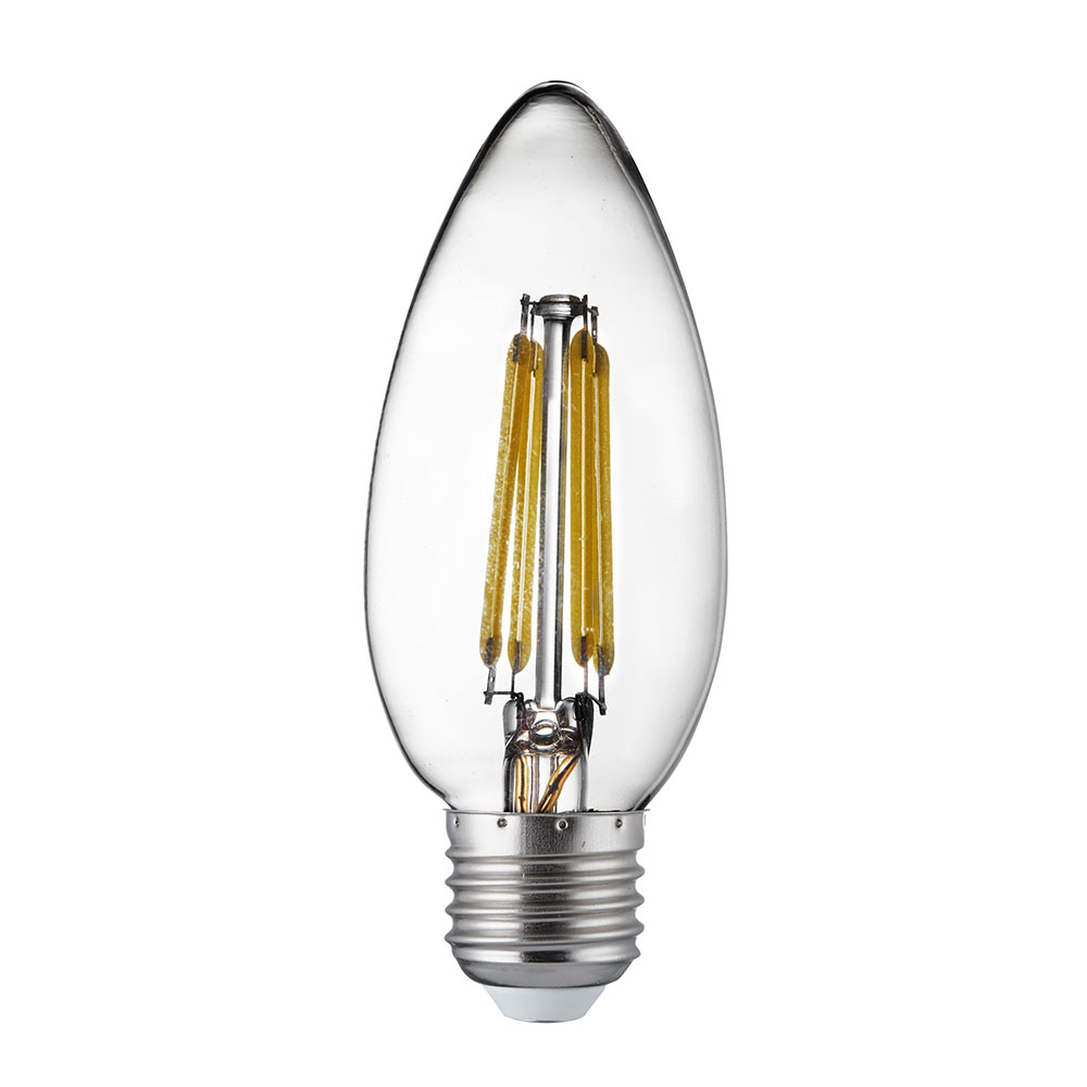 Revive Candle LED Filament Bulb (Pack of 10)