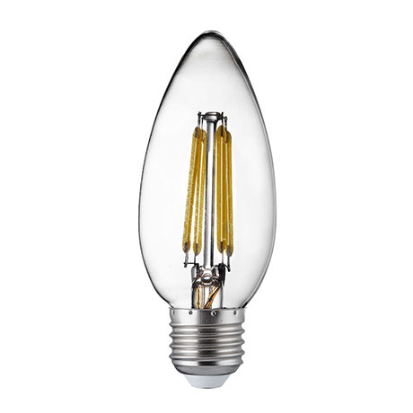 Revive E27 LED Filament Candle Lamps (Pack of 10)