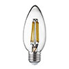 Revive Candle LED Filament Bulb (Pack of 10) profile small image view 1