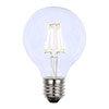 Revive Small E27 LED Filament Globe Bulb - Clear Glass profile small image view 1