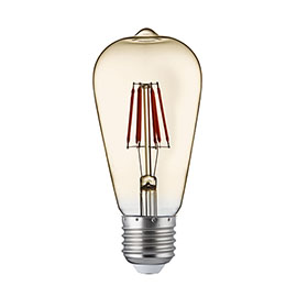 Revive (Pack of 5) E27 Filament Squirrel Lamp