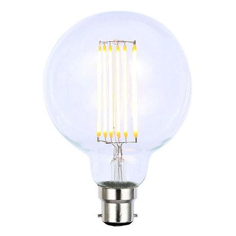 Revive Vintage G80 BC LED Filament Globe Lamp