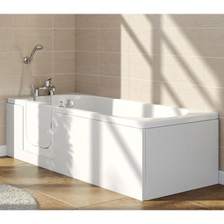 Ramsden Easy Access Bath + Front Panel (1700x700mm)