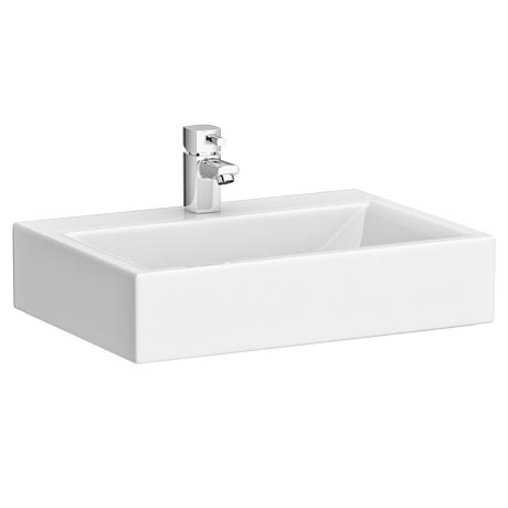 Rectangular Counter Top Ceramic Basin - 450 x 320mm