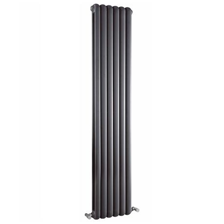 Rico Double Panel Anthracite Radiator 1800 x 377