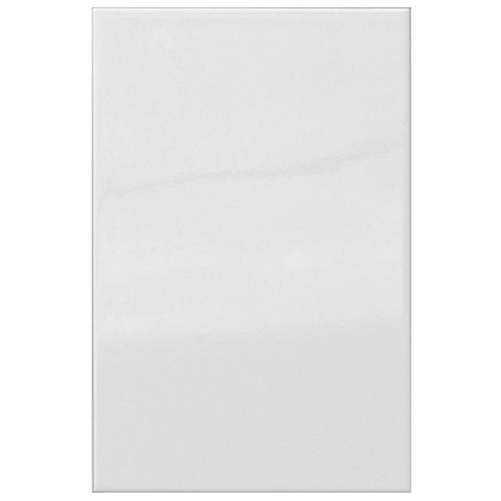 Riviera Classic White Wall Tile (Gloss - 250 x 400mm) Large Image