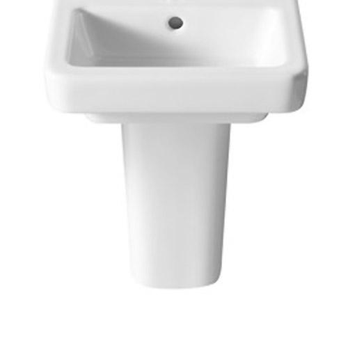 Roca Dama-N Compact Semi Pedestal Only - 337782000 Large Image