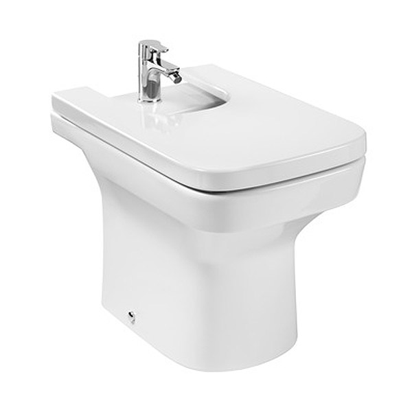 Roca Dama-N Floor-Standing Bidet with Soft-Close Cover Large Image